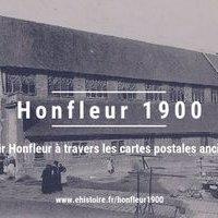 #Honfleur1900